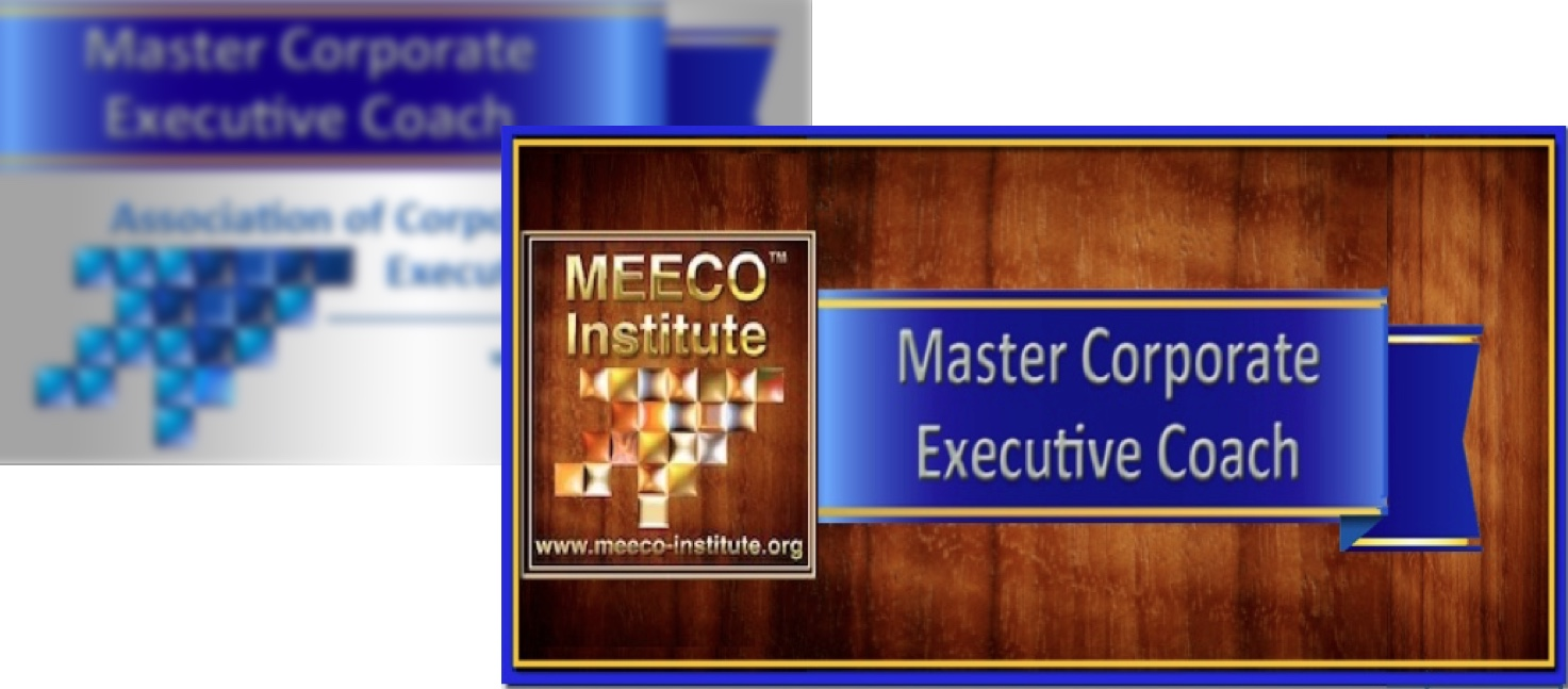 executive coach certification the mcec certification represents best in class accomplishments for mastery in the field of executive coaching thus it is strategically correct and